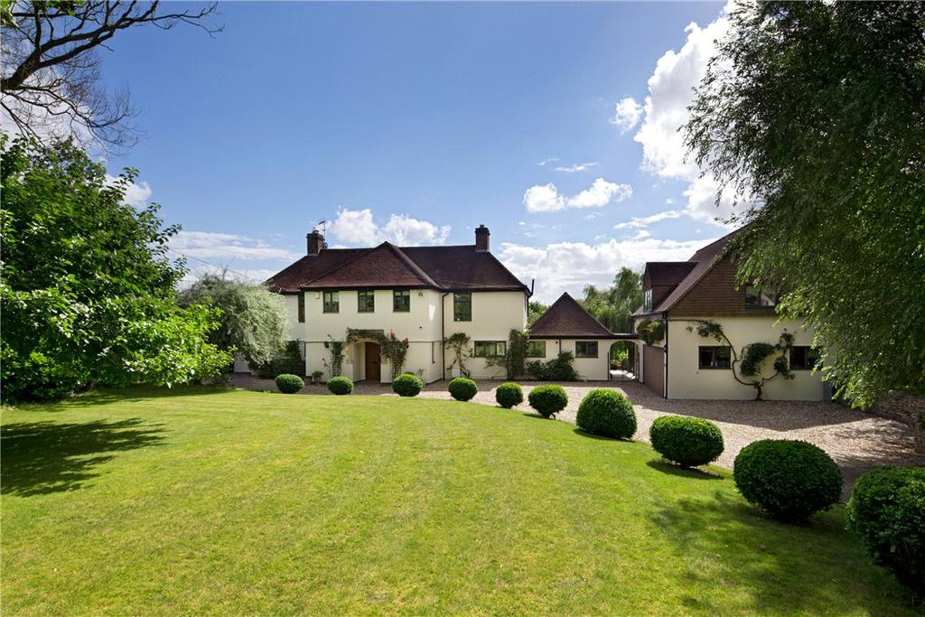 5 Bedrooms Detached House for sale in Sandy Lane, Boars Hill, Oxford, Oxfordshire, OX1