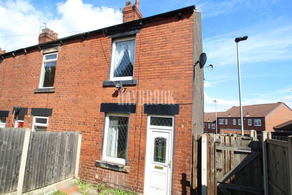 2 Bedrooms End Of Terrace House for sale in Dillington Terrace, Worsbrough