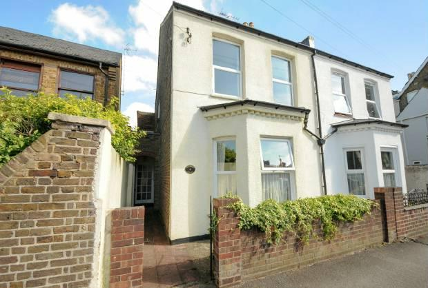 4 Bedrooms Semi Detached House for sale in Bexley Street Windsor