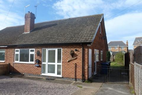 2 bedroom semi-detached bungalow to rent - Carlton Crescent East Leake  Leicestershire