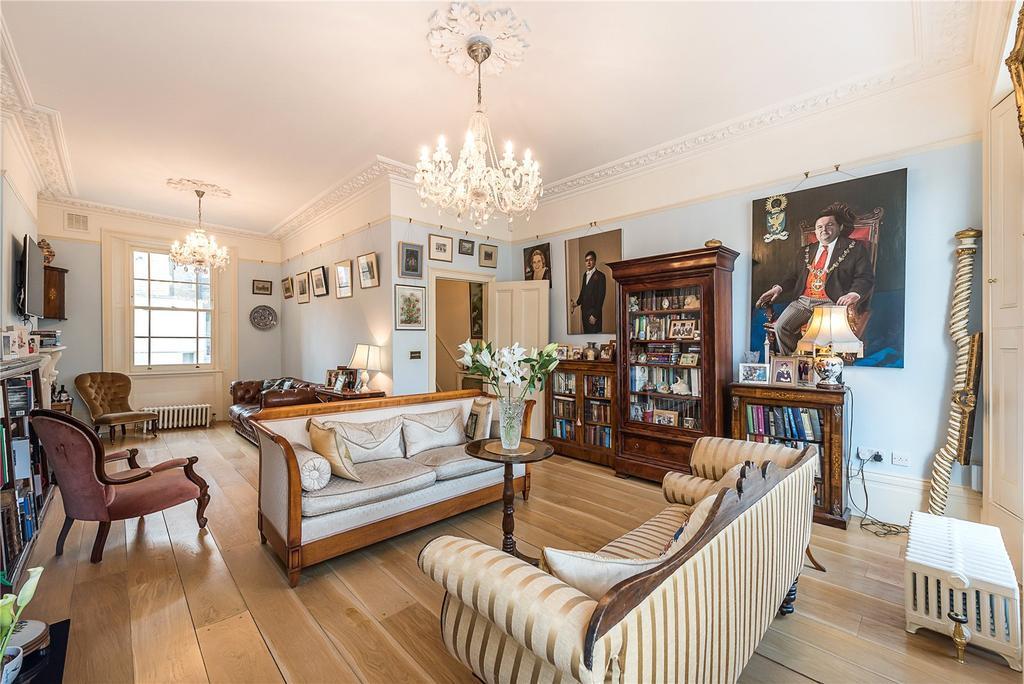 5 Bedrooms Terraced House for sale in Alderney Street, London, SW1V
