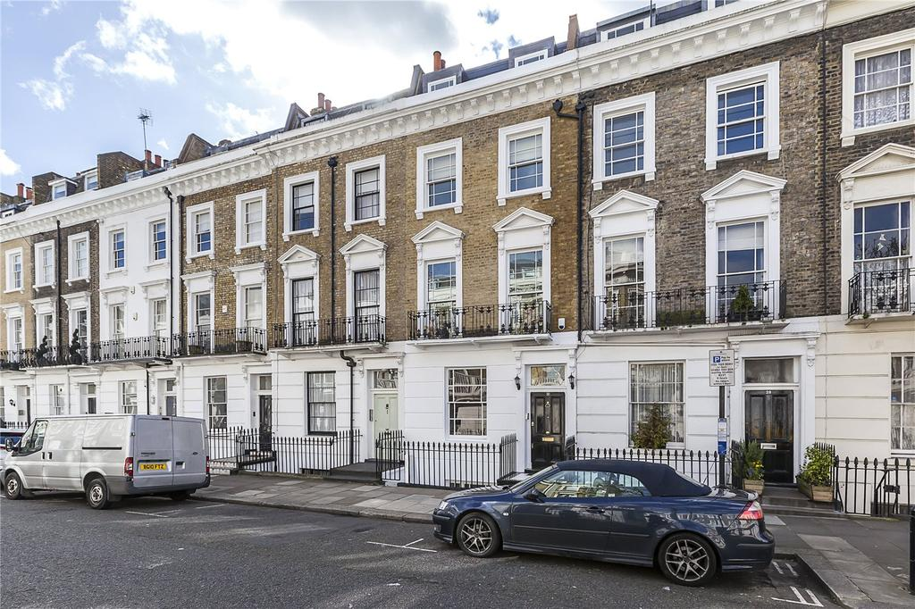 5 Bedrooms Terraced House for sale in Alderney Street, London, SW1V
