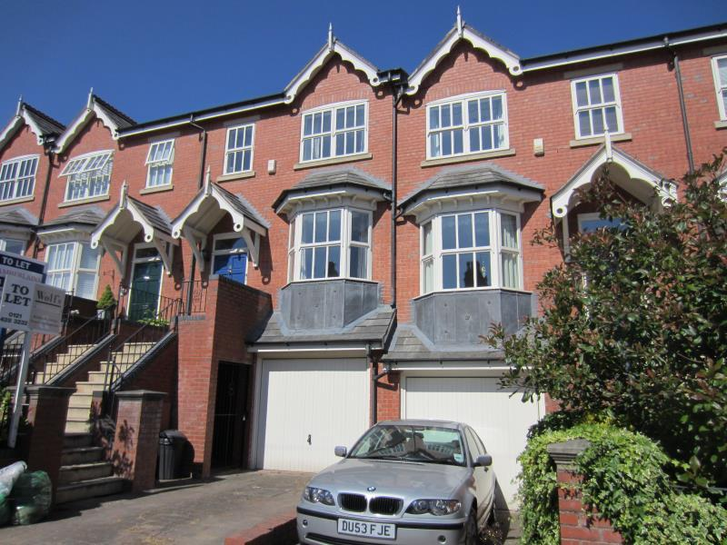 3 Bedrooms House for rent in Rose Road, Harborne, B17