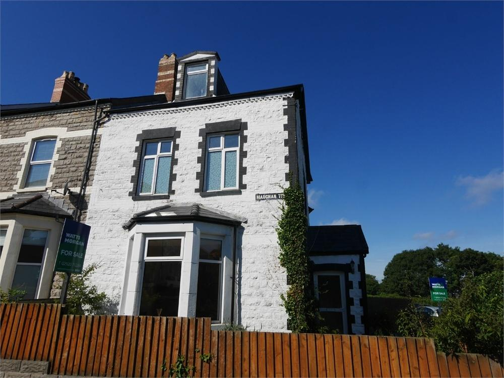 5 Bedrooms End Of Terrace House for sale in Paget Terrace, Penarth