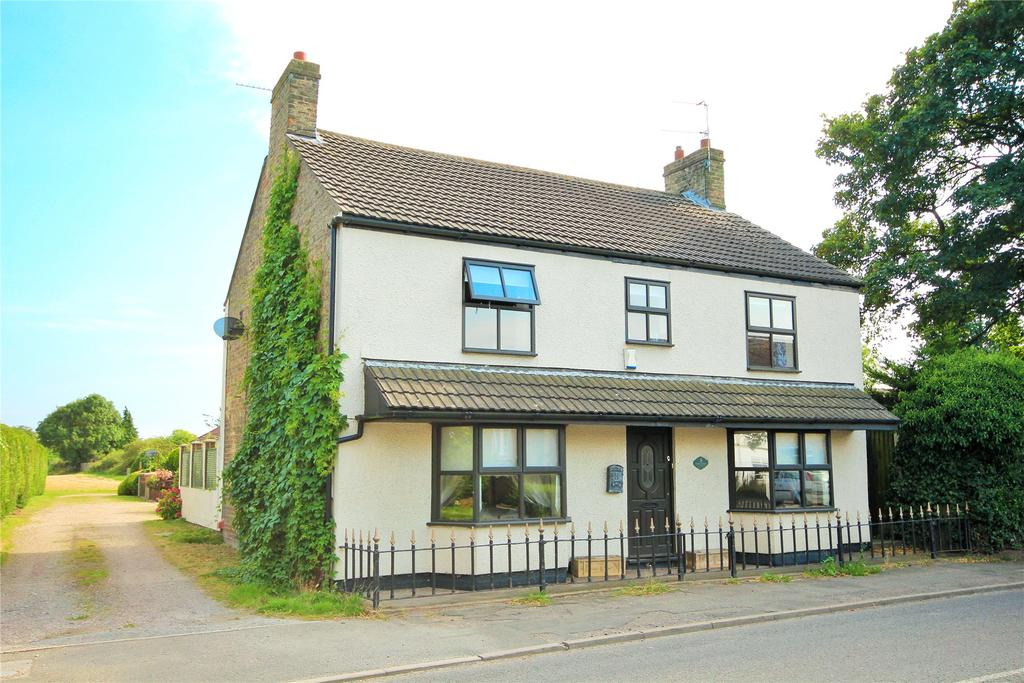 4 Bedrooms Detached House for sale in Main Road, Langworth, LN3