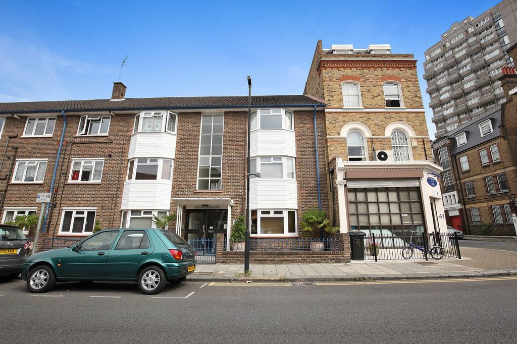 1 Bedroom Flat for sale in Nathan House, Reedworth Street, SE11