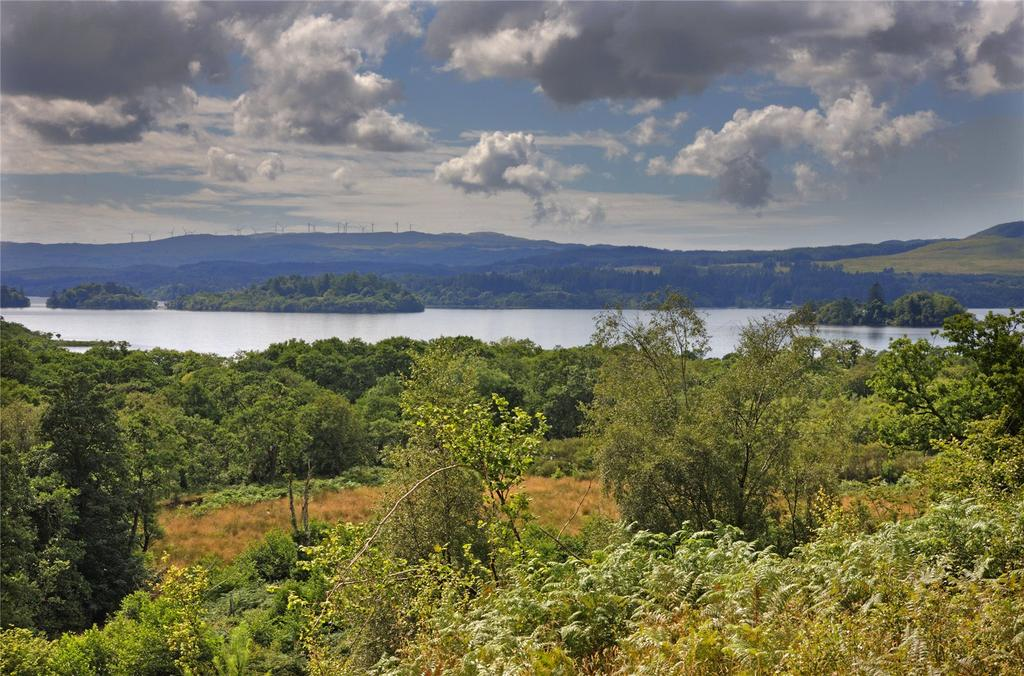 Land Commercial for sale in Ardteatle Castle Plot, Dalmally, PA33
