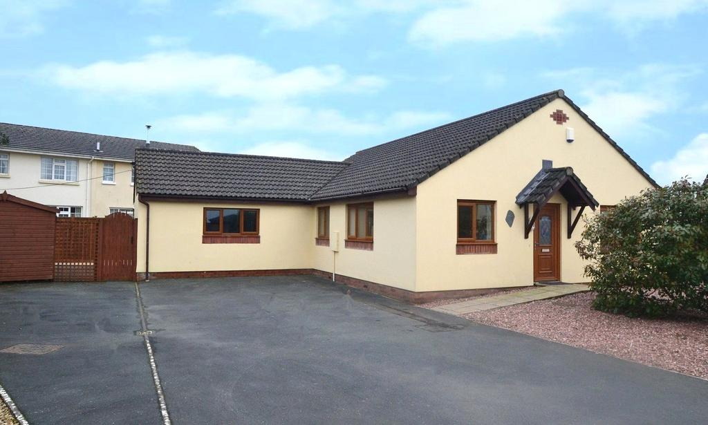 3 Bedrooms Detached Bungalow for sale in Beech Road, Stibb Cross