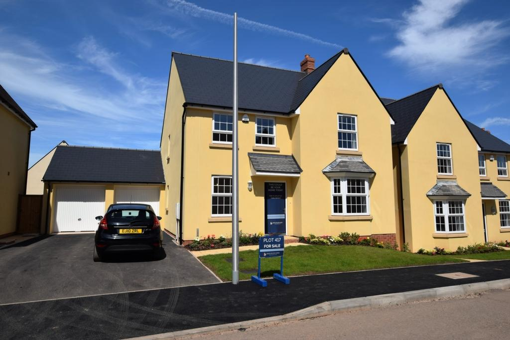 4 Bedrooms House for sale in Plot 417, Holden, EX1