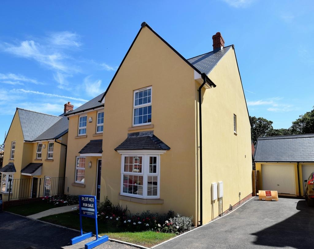 4 Bedrooms House for sale in Holden, Hillside Gardens, EX1