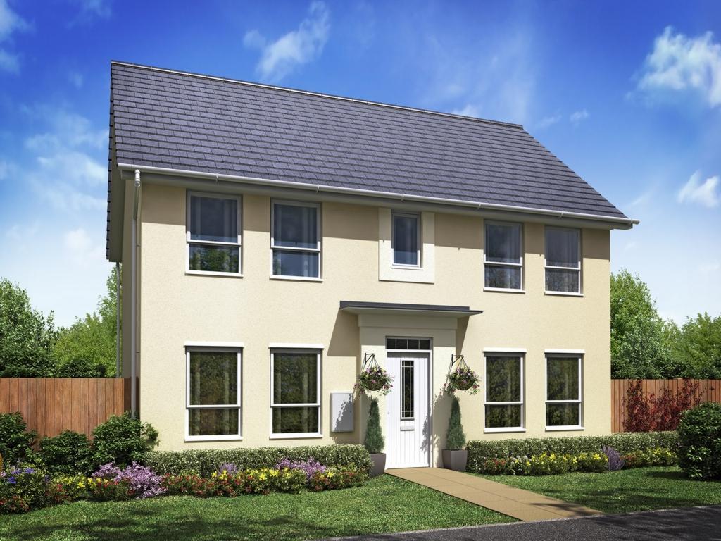 4 Bedrooms House for sale in Hillside Gardens, Pinhoe, EX1