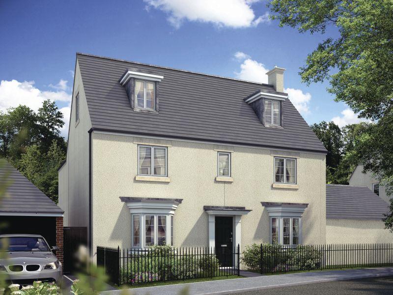 5 Bedrooms House for sale in Hillside Gardens, Pinhoe, EX1