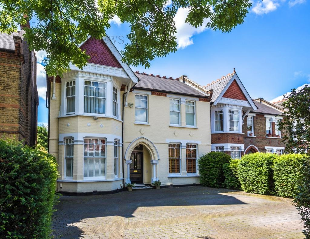 5 Bedrooms House for sale in Madeley Road, Ealing, W5