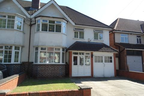 5 bedroom semi-detached house for sale - Shirley Road, Hall Green