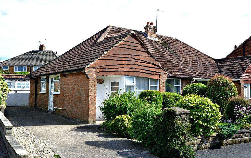 2 Bedrooms Semi Detached Bungalow for sale in Wheatlands, Great Ayton, North Yorkshire
