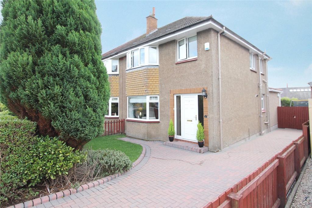 3 Bedrooms Semi Detached House for sale in Antonine Road, Bearsden, Glasgow