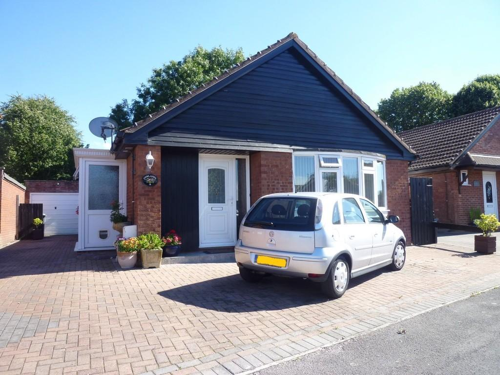 3 Bedrooms Detached Bungalow for sale in Danvers Way, Westbury