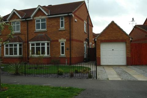 3 bedroom semi-detached house to rent - 4 Peppleton Close, East Hull