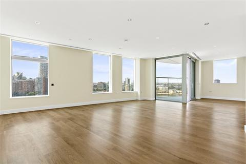 3 bedroom flat to rent - Arora Tower, 2 Waterview Drive, London, SE10