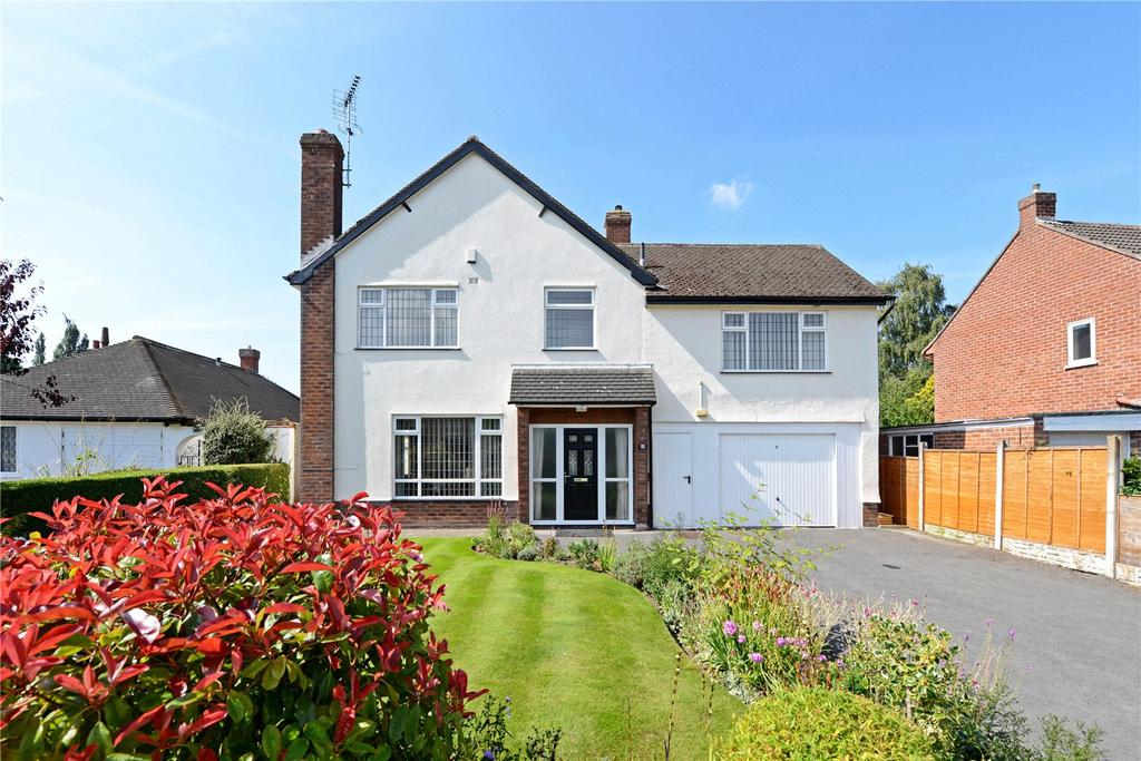 4 Bedrooms Detached House for sale in Annes Way, Chester, CH4