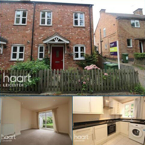 2 bedroom end of terrace house to rent - Sycamore Street, Blaby