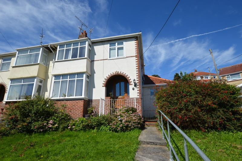 3 Bedrooms Semi Detached House for sale in Hillside, Furnace, Llanelli