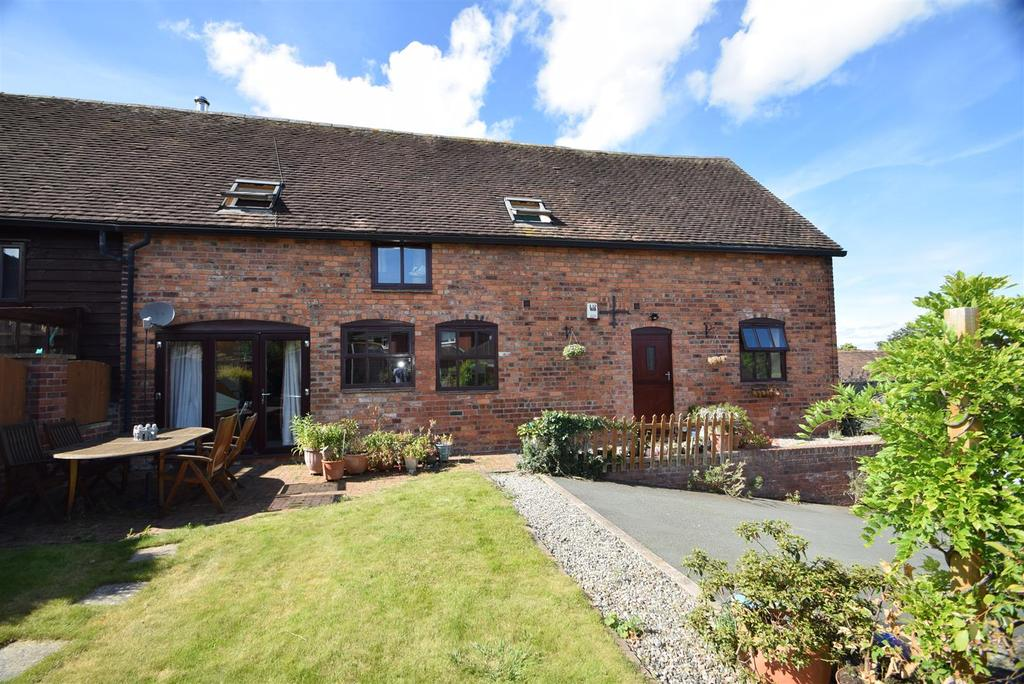 3 Bedrooms Barn Conversion Character Property for sale in Granary House, Edge, Yockleton, Nr Shrewsbury