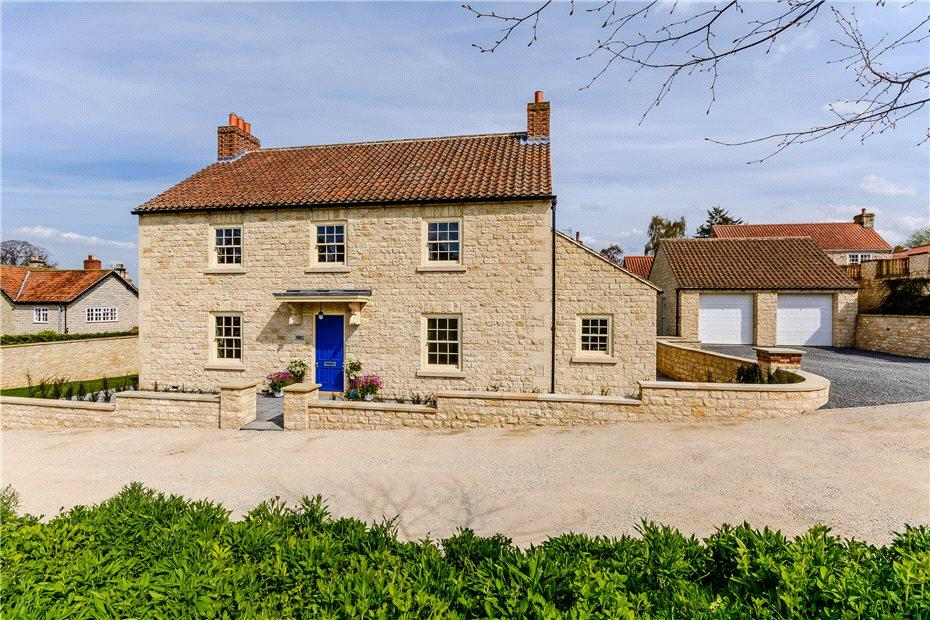 5 Bedrooms Detached House for sale in Parkside Lane, Hovingham, York, North Yorkshire, YO62