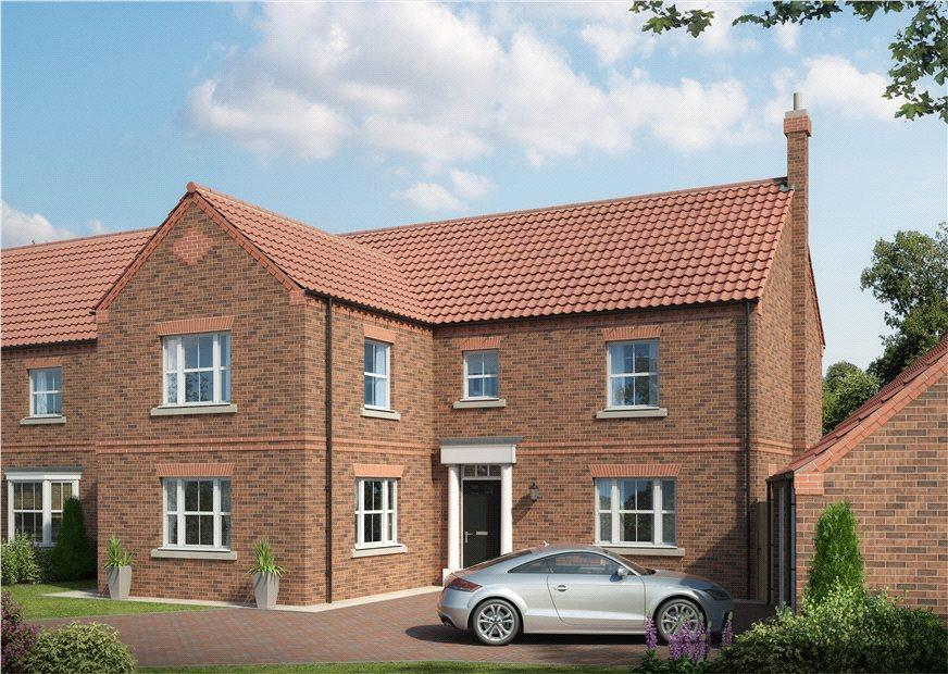 4 Bedrooms Detached House for sale in The Paddock, Ings View Farm, Thorganby, York, YO19