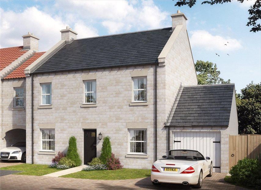 4 Bedrooms House for sale in Cavendish Vale, Malton Road, Slingsby, York, YO62