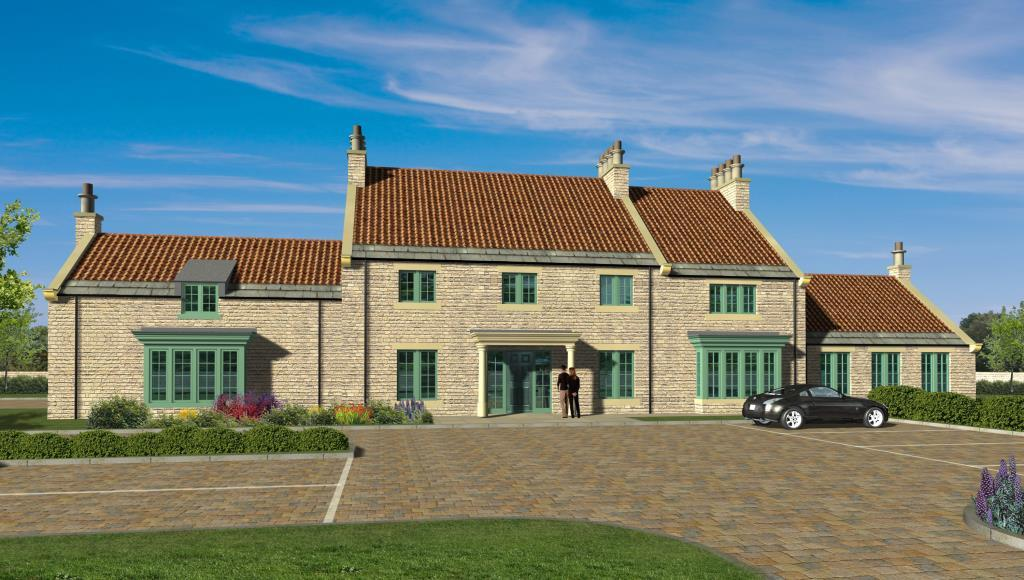 6 Bedrooms Detached House for sale in Wombleton, Near Helmsley, North Yorkshire, YO62