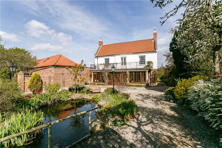 6 Bedrooms Detached House for sale in Main Street, Shipton by Beningbrough, York, North Yorkshire, YO30