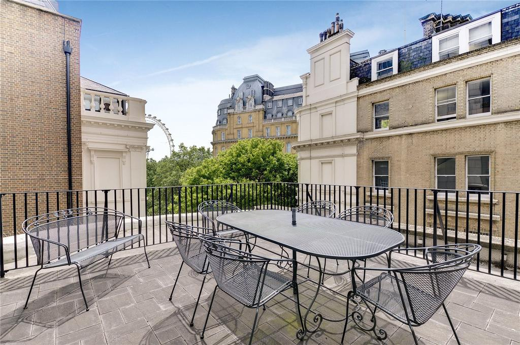4 Bedrooms Town House for sale in Craven Street, Covent Garden, WC2N