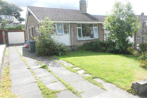 2 bedroom semi-detached bungalow to rent - Hallowes Grove, Cullingworth BD13