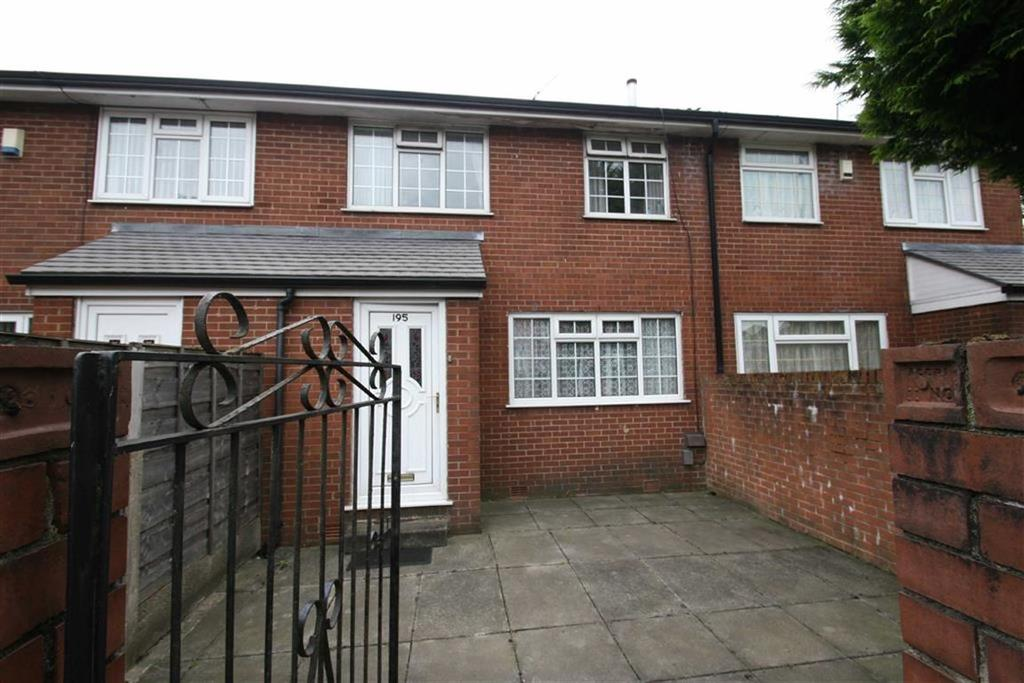 3 Bedrooms Terraced House for sale in 195, Manchester Road, Deeplish, Rochdale, OL11