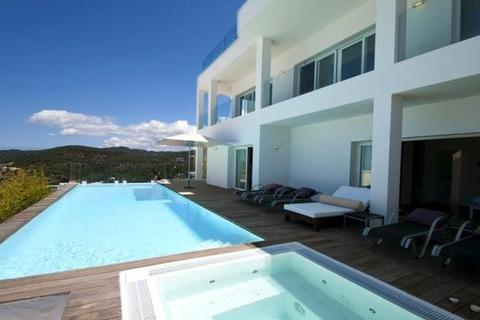 8 bedroom detached house  - Two Home Property With Sea View, Cala Moli, Ibiza