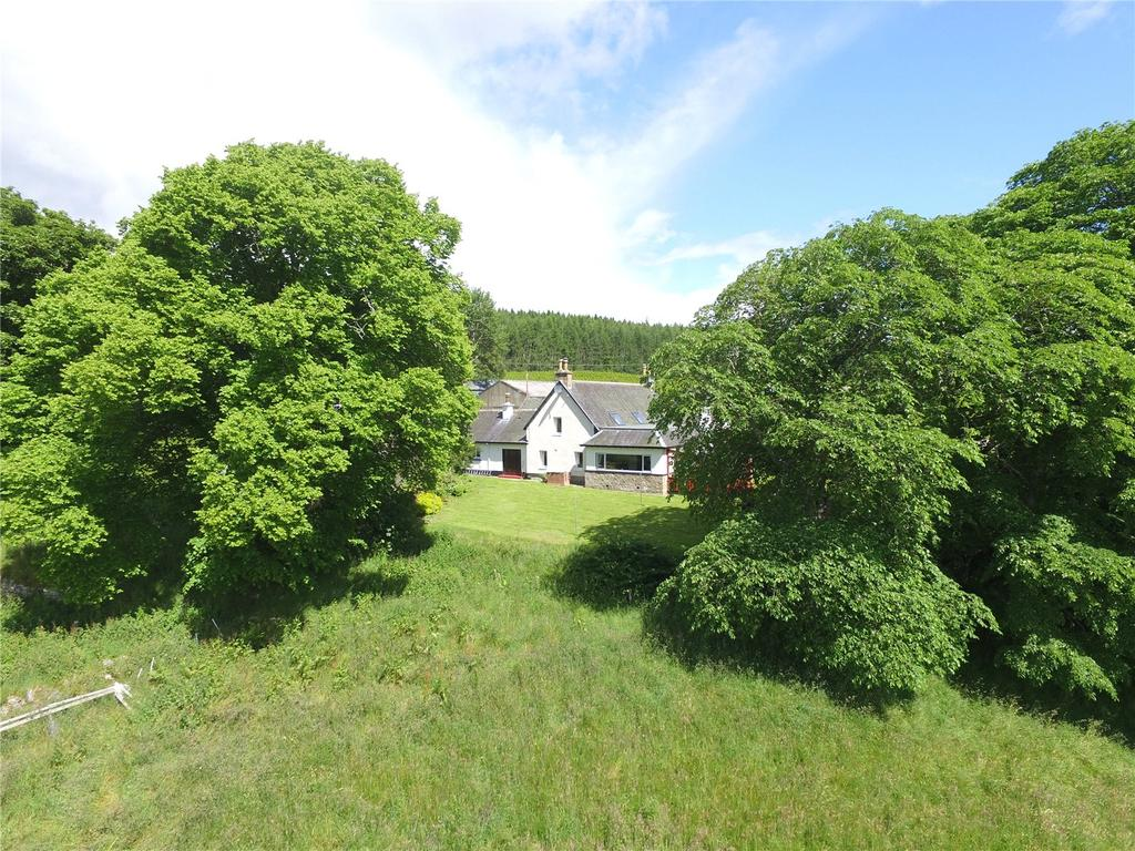 5 Bedrooms Detached House for sale in Mains of Faillie, Daviot, Inverness, Highland, IV2