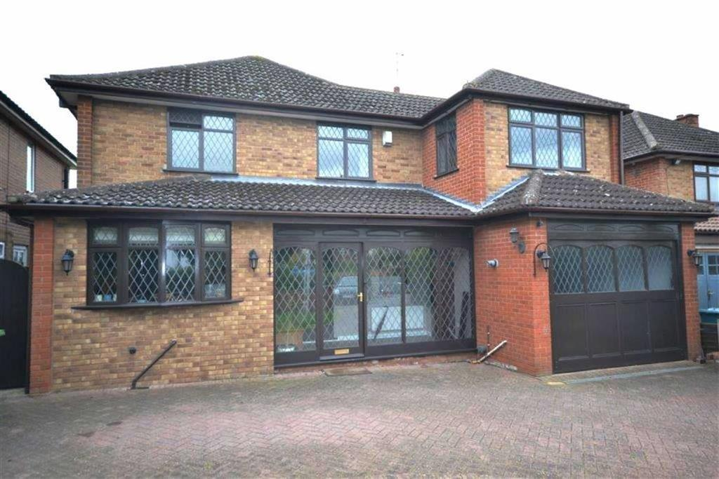 4 Bedrooms Detached House for sale in Hinckley Road, Nuneaton