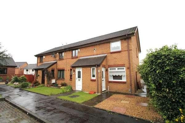 2 Bedrooms End Of Terrace House for sale in 532 Ritchie Park, Johnstone, PA5 8JP