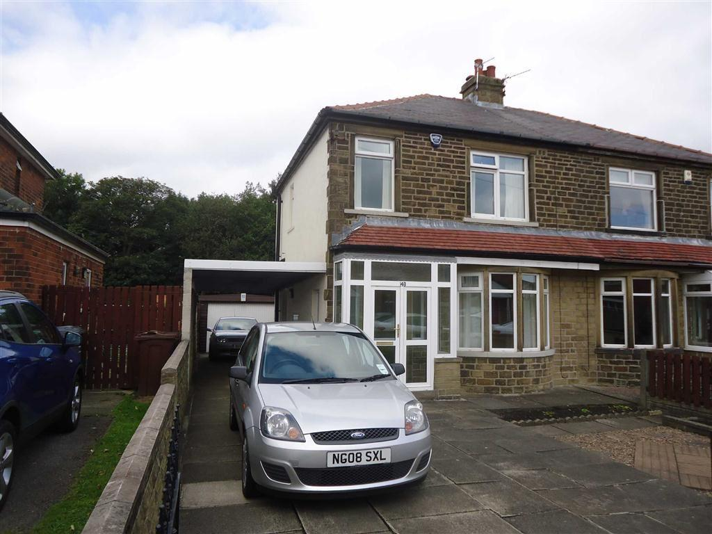 3 Bedrooms Semi Detached House for sale in Reevy Road, Bradford, BD6