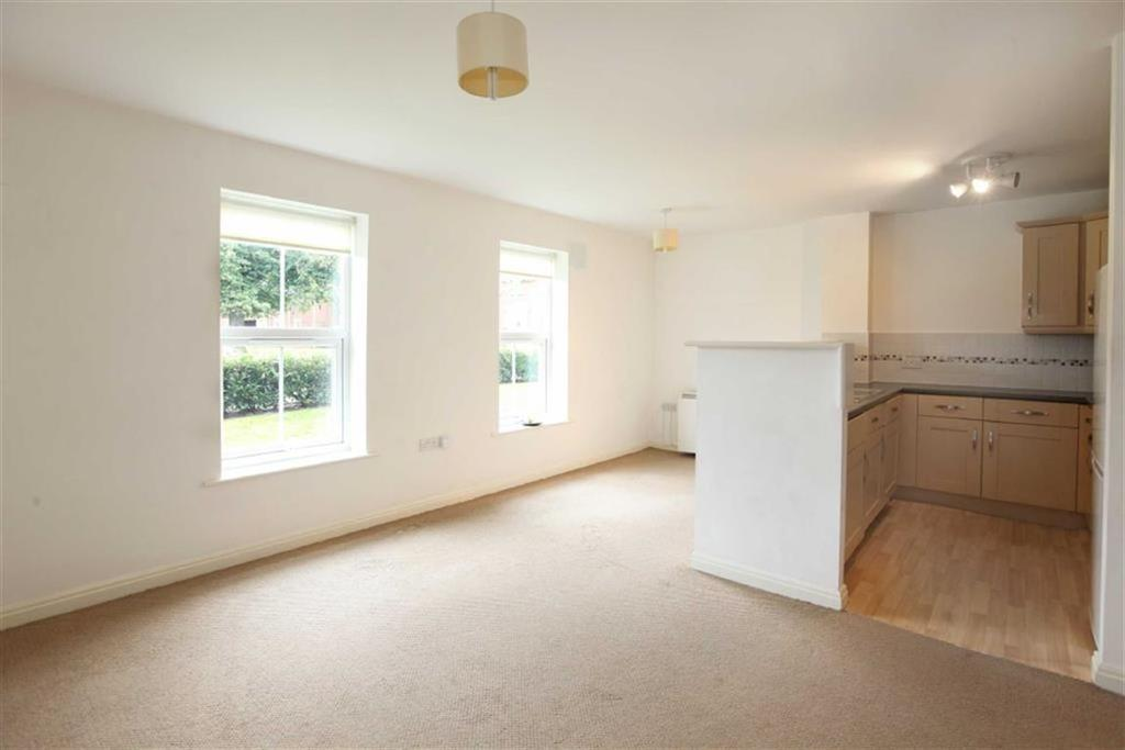 2 Bedrooms Apartment Flat for sale in Lambert Crescent, Nantwich, Cheshire