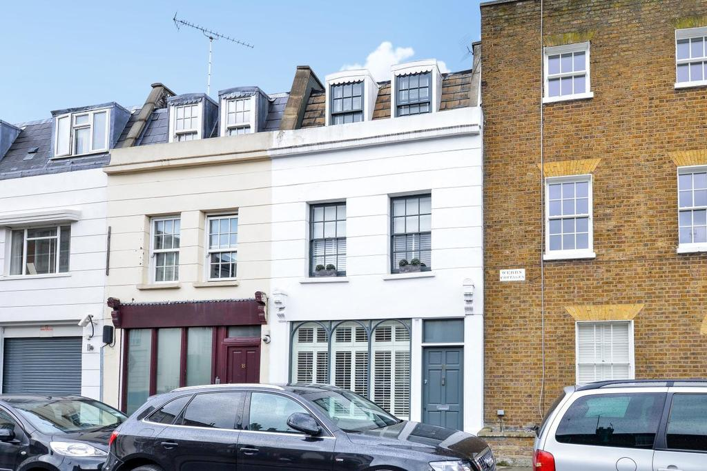 3 Bedrooms Terraced House for sale in Dalling Road, Hammersmith, W6