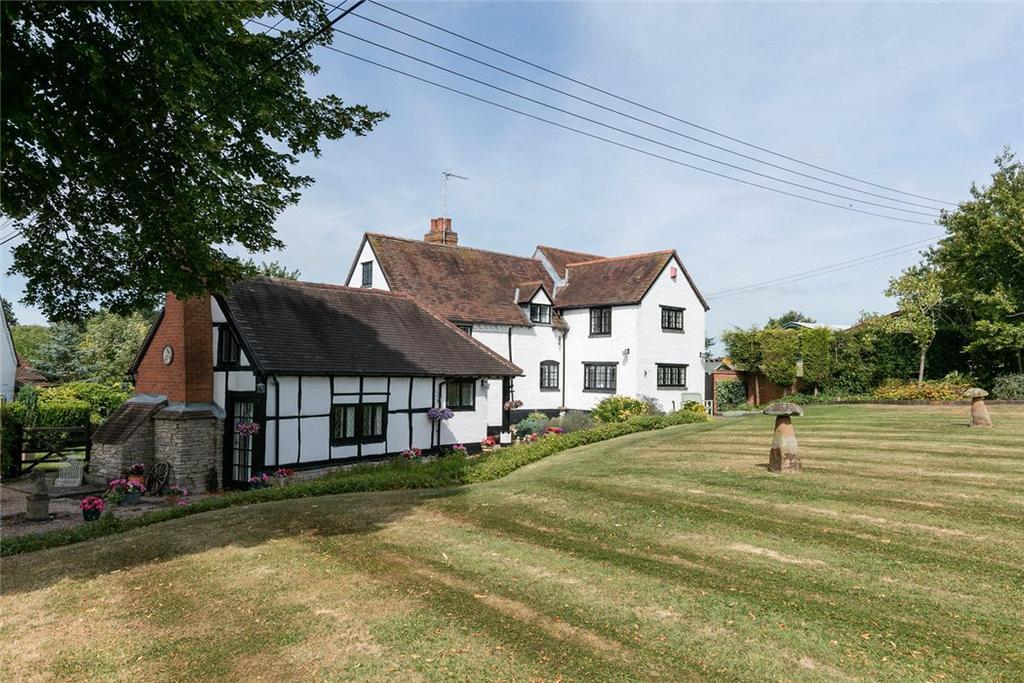 3 Bedrooms Detached House for sale in Newnham, Henley-in-Arden, Warwickshire, B95