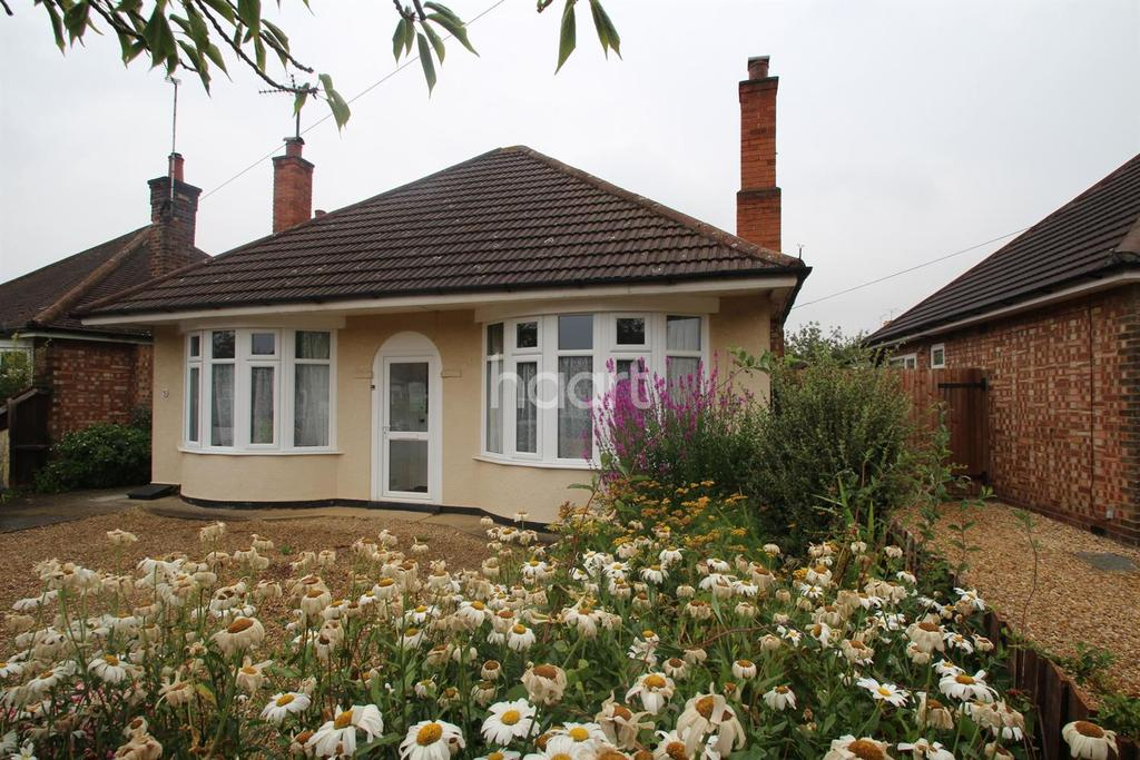 2 Bedrooms Bungalow for sale in Chain Close, Dogsthorpe