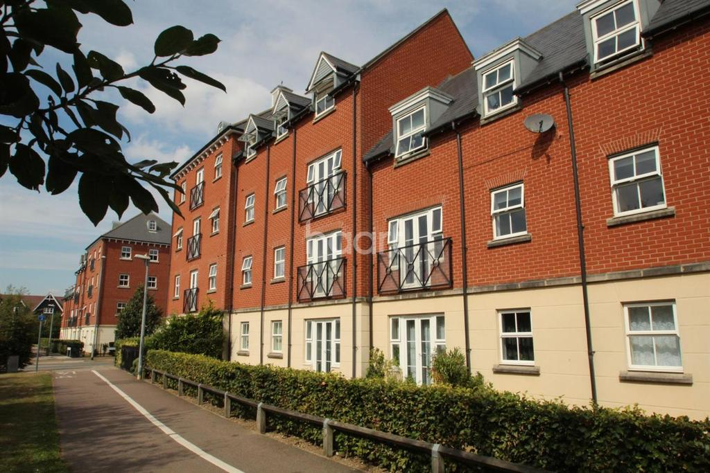 2 Bedrooms Flat for sale in Berechurch hall road, Colchester