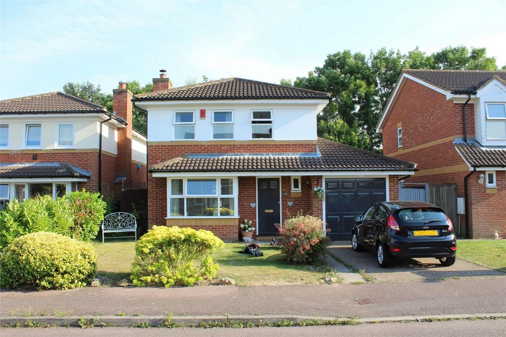 4 Bedrooms Detached House for sale in Stane Street, Baldock, Hertfordshire