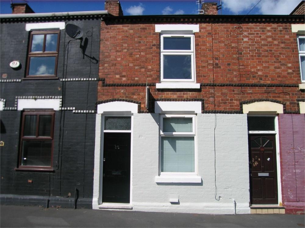 2 Bedrooms Terraced House for sale in Silkstone Street, West Park, ST HELENS, Merseyside