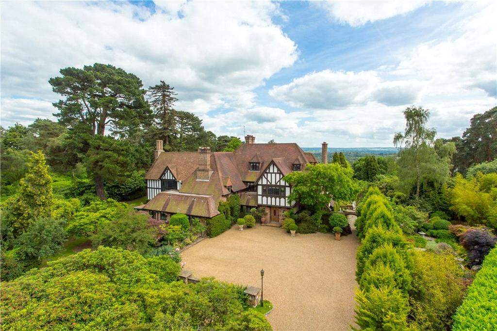 8 Bedrooms Plot Commercial for sale in Camp End Road, St George's Hill, Weybridge, Surrey, KT13