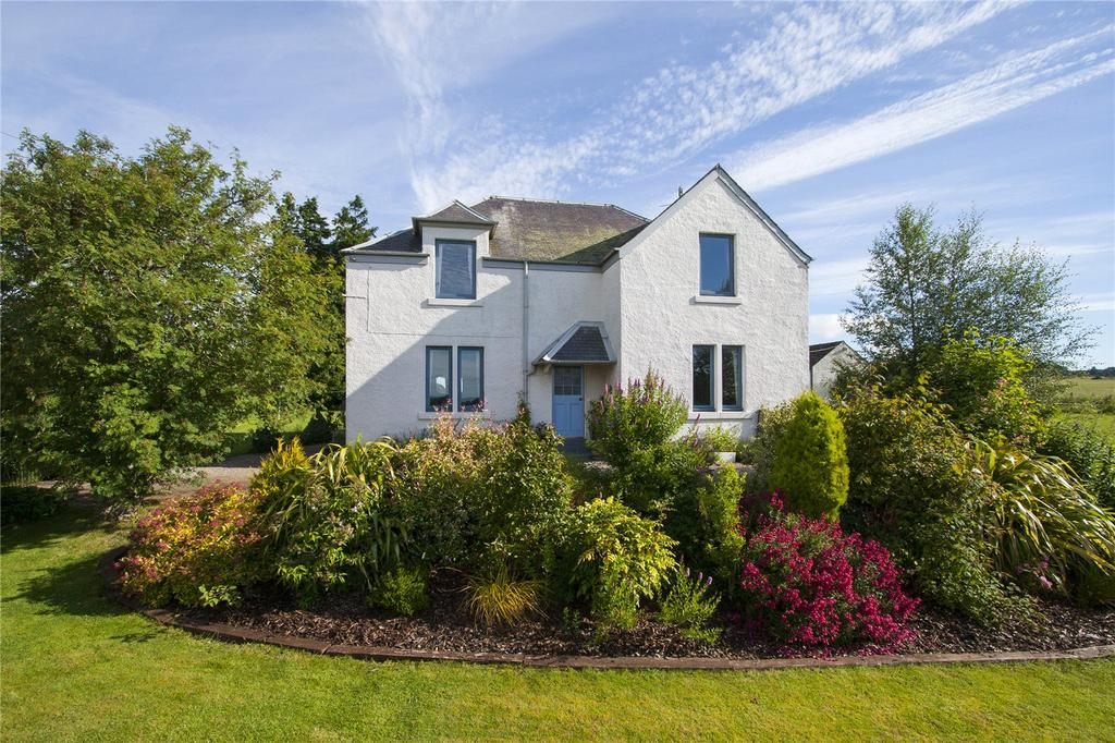 4 Bedrooms Detached House for sale in Newmains Farmhouse, Tealing, By Dundee, Angus, DD4