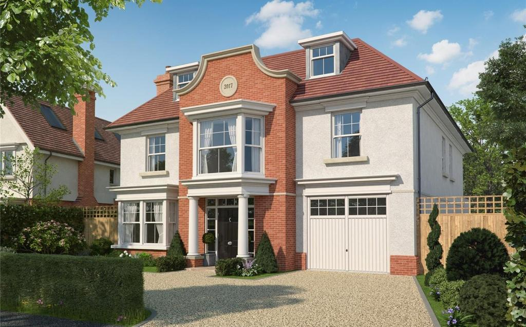 5 Bedrooms Detached House for sale in Orchehill Avenue, Gerrards Cross, Buckinghamshire, SL9